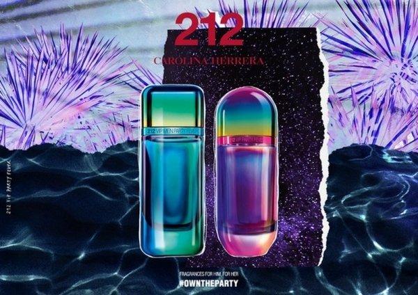 В Москве и Санкт-Петербурге пройдут вечеринки по случаю запуска лимитированных ароматов Carolina Herrera