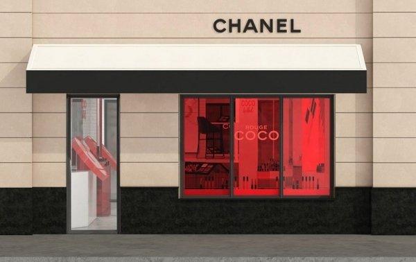 В Москве откроется обновленный парфюмерно-косметический бутик Chanel
