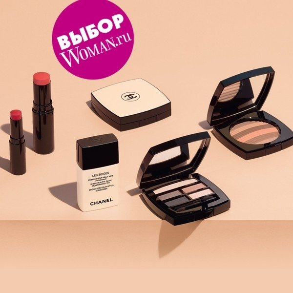 Марка Chanel представила новую коллекцию макияжа Les Beiges