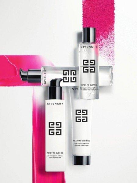 Коллекция средств для снятия макияжаReady-to-Cleanse, Givenchy