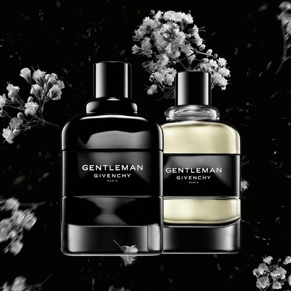 Givenchy представил обновленную версию культового аромата Gentleman