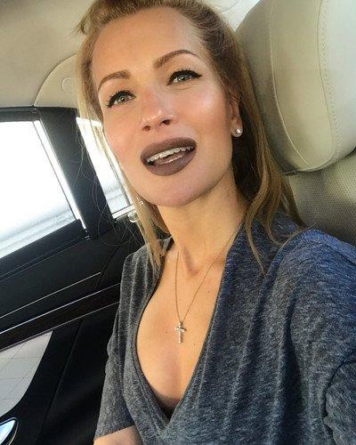 «Грязные губы»: пользователи Сети не оценили модный оттенок помады Олеси Судзиловской