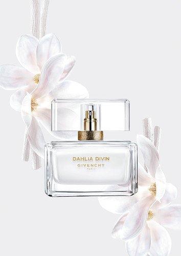Рождение богини: новый аромат Dahlia Divin Eau Initiale, Givenсhy