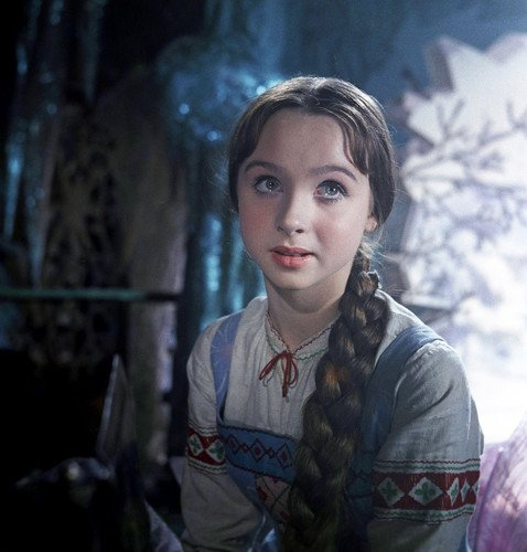 Из принцесс в королевны: как менялась внешность героинь советских фильмов-сказок