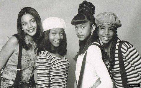 Как менялась внешность солисток Destiny's Child