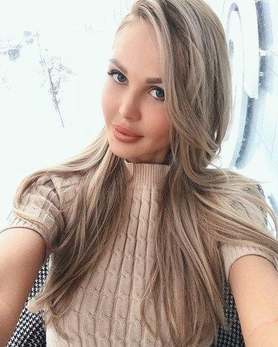 Мария Погребняк заявила, что благодаря своим щекам долго будет оставаться молодой