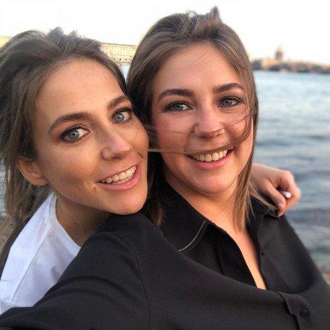 Младшая сестра Юлии Барановской могла бы работать ее двойником