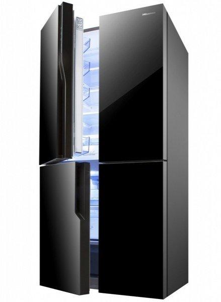 Стильные холодильники Hisense не только позаботятся о свежести продуктов, но и украсят интерьер вашего дома
