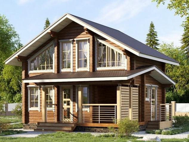 Дома из бруса или каркасные дома?