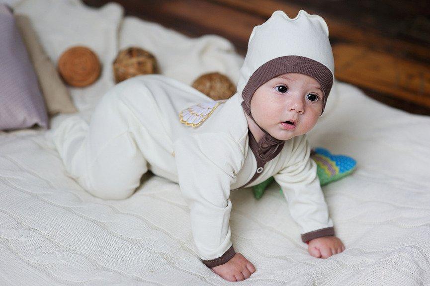 Одежда для малыша в обязательном порядке должна быть качественной