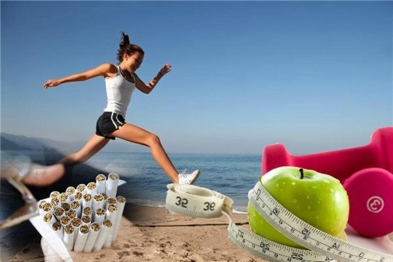Здоровый образ жизни как залог здоровья и красоты