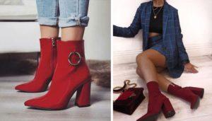 Тренд в обуви 2019-2020: короткие ботинки