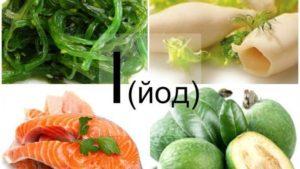 Недостаточное количество йода в питании может привести к набору веса