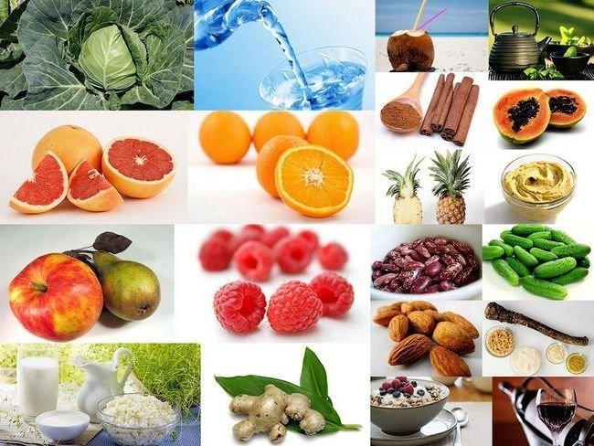 Эти 15 продуктов помогут очистить организм изнутри от шлаков и токсинов