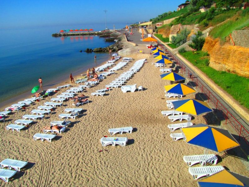 Отдых на украинских курортах