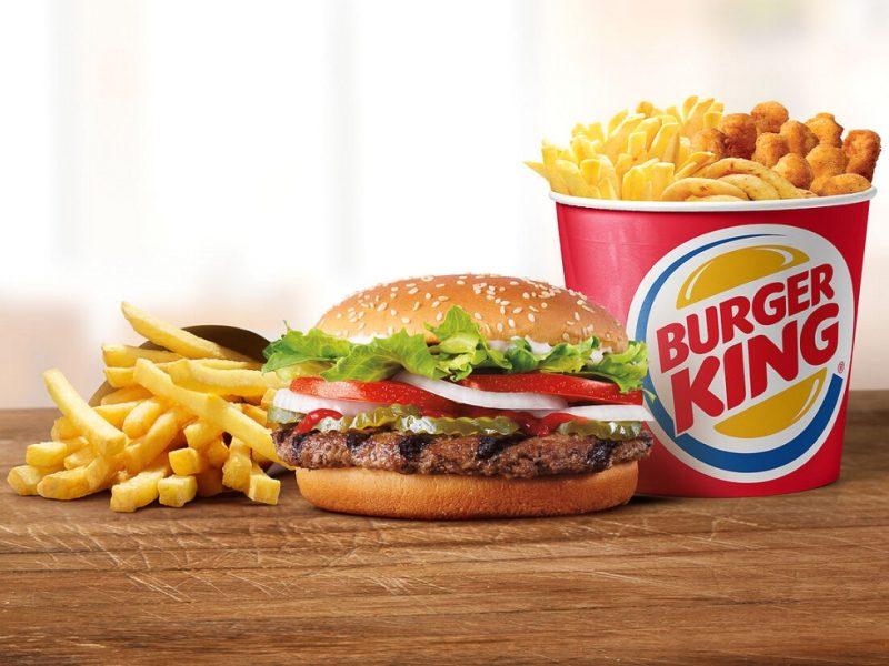 Обзор ресторана быстрого питания Burger King